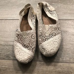 Off white crotched Toms